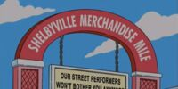 Shelbyville Merchandise Mile