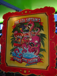 File:The Simpsons Ride The Sea Captain's Queasy Time Lagoon Adventure Poster.jpg