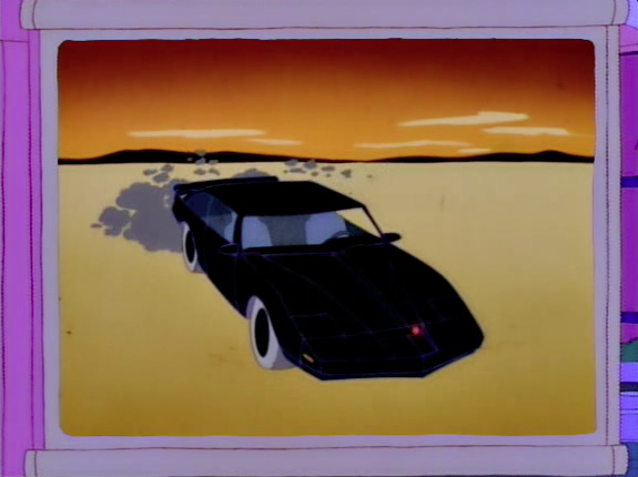 File:KITT Simpsons.png