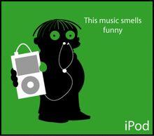 Ralph Wiggum iPod