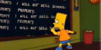 Bart's Dog Gets an F/Gags