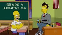 Bart gets a Z -00096