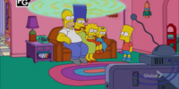 Portal couch gag