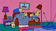 Couch Gag Little Big Mom