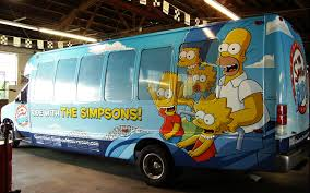 File:The Simpsons Ride Bus Wrap.jpg