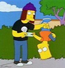 Jimbo Jones and Bart