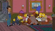 Politically Inept, with Homer Simpson Couch gag 2