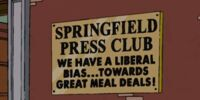 Springfield Press Club