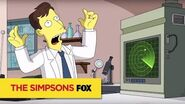"""THE SIMPSONS What To Do from """"Treehouse of Horror XXVI"""" ANIMATION on FOX"""