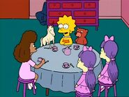 "Lisa's Closest ""Friends"""