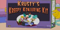 Krusty's Kreepy Konjuring Kit