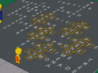 Lisa's Crossword