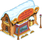Ye olde Chocolate Shoppe Tapped Out