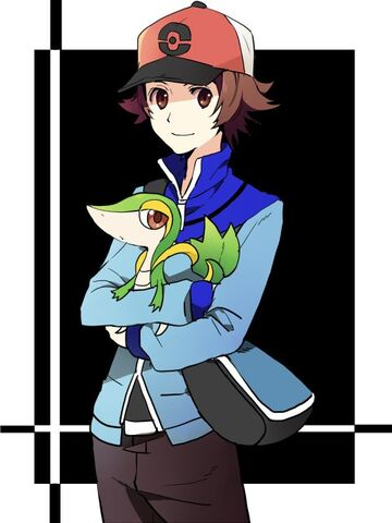 File:Ash and a Pokemon.jpg