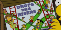 Drops and Risers