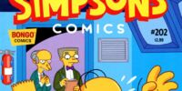 Simpsons Comics 202