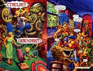 Cthulu Comic 1