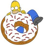 File:Homer Donut.jpg