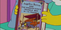 Angelica Button and The Dragon King's Trundle Bed