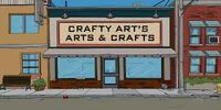 Crafty Art's Arts and Crafts