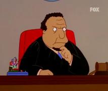 Judge Roy Snyder