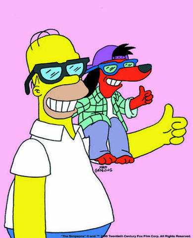File:The Itchy & Scratchy & Poochie Show - Promo Image.jpg