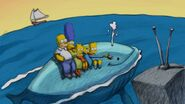 Married to the Blob Couch Gag - 5