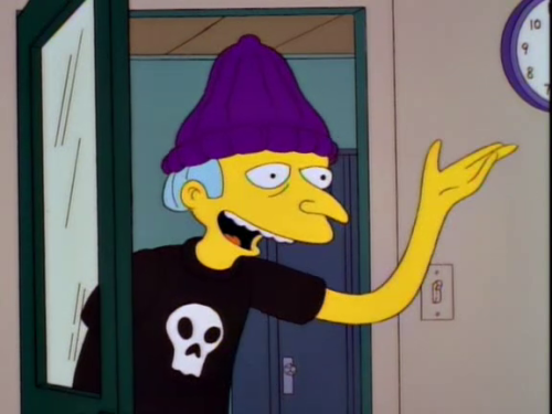 File:Mr.Burns as Jimbo.png