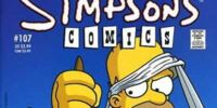 Simpsons Comics 107