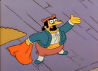 Bullfighter (Bart the Genius)