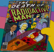 The Death of Radioactive Man