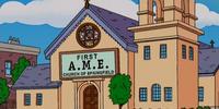 First A.M.E. Church of Springfield