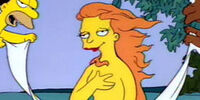 The Last Temptation of Homer/Gallery