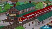Springfield train station