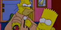 "Raging Abe Simpson and His Grumbling Grandson in ""The Curse of the Flying Hellfish""/Gallery"