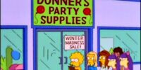 Downer's Party Supplies