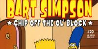 Bart Simpson Comics 20