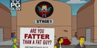 Are You Fatter than a Fat Guy?