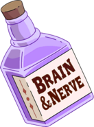 Brain and Nerve Tonic Tapped Out