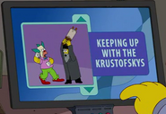 Keeping up with the Krustofskys