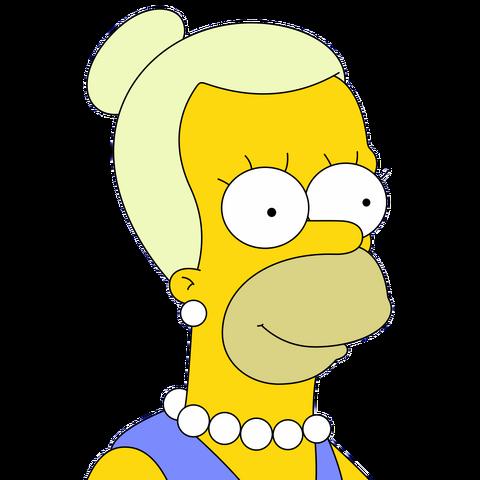 File:Woman resembling Homer.png