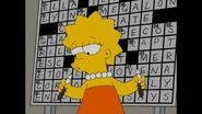 Homer and Lisa Exchange Cross Words (129)