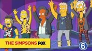 "Apu Lives the Rock Star Dream from ""Covercraft"" THE SIMPSONS ANIMATION on FOX"