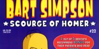 Bart Simpson Comics 22