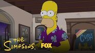 The Simpsons Fall In Love With Cuba Season 28 Ep