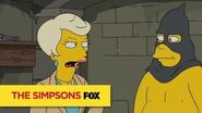 THE SIMPSONS Human Resources ANIMATION on FOX