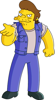Snake Jailbird Simpsons Wiki Fandom Powered By Wikia