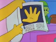 Bart's Friend Falls in Love 88