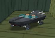 Knightboat-SimpsonsHit&Run