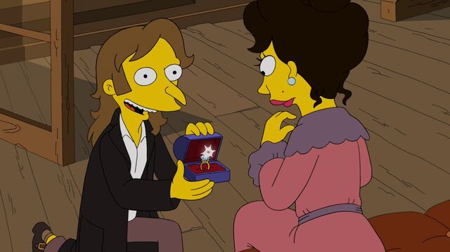 File:Mr. Burns proposes to Lyla.JPG